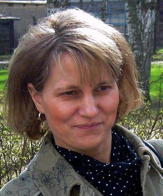 Małgorzata Rutkowska. - gosia